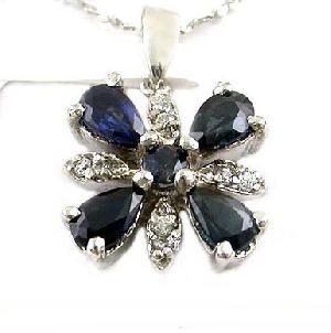 sterling silver sapphire pendant olivine ring garnet tourmaline earring