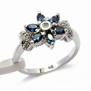 sterling silver sapphire ring chalcedony jadeite stud earring garnet pendant