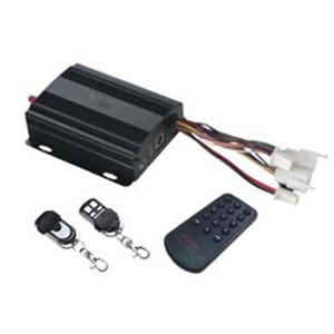 gsm gps car alarm system