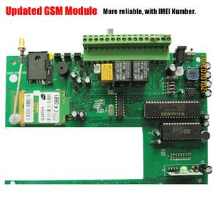 gsm wireless alarm security system
