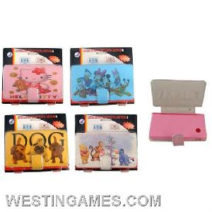 ndsi nintendo dsi cartoon leather pouch crystal case
