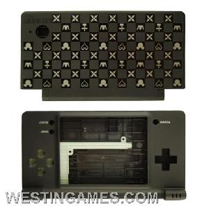 nintendo dsi ndsi replacement shell case kingdom hearts