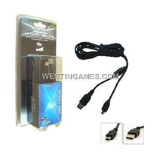 ps3 usb charge cable controller transfer