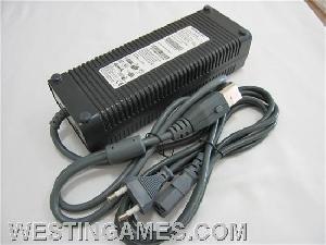 xbox360 ac adapter 100 240v 2 5a dc 150w