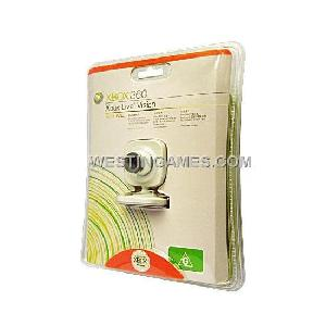 xbox360 live vision camera blister packing