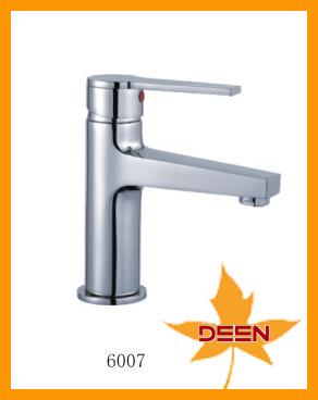 deck basin faucet zinc alloy lever