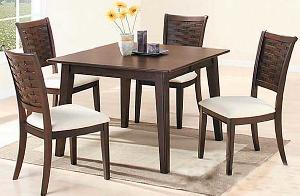 adf 002 simply square dining furniture kiln dry mahogany teak indoor home hotel restaurant