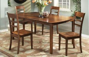 mataram simply dining table chair mahogany teak indoor furniture