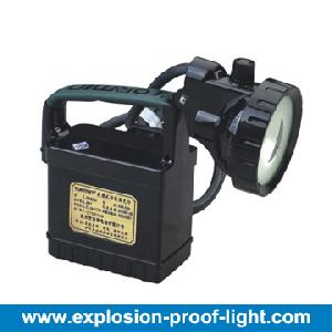 bw6200e f portable explosion proof light