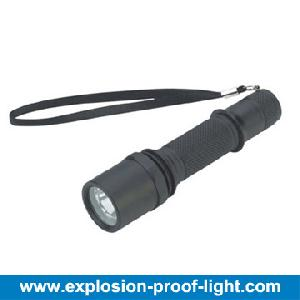 bw7310 explosion proof led flashlight