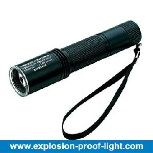 explosion proof lighting solid light zw7300d led flashlight