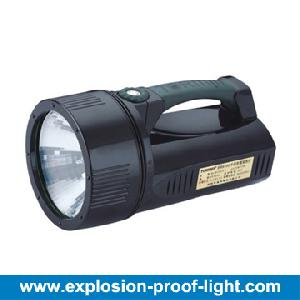 portable explosion proof led searchlight bw6100a fivestar flashlight
