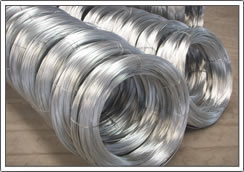 electro galvanized wire binding