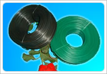 pvc coated wire binding chain link fence hexagonal netting plant