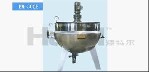 steam sugar cooking pot