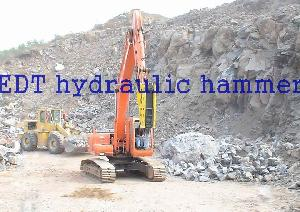hydralic breaker performance ratio