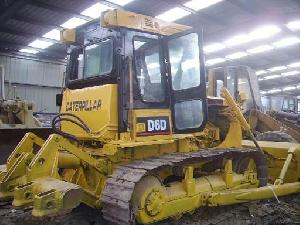 Used Cat Bulldozer D6d For Sale