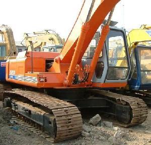 hitachi excavator ex200 2