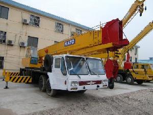 kato truck crane nk 400e