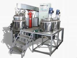 vacuum homogenizing blender