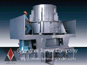 pcl vertical shaft impact crusher sand machine vsi crushers granulator