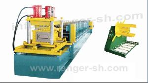 c profile roll forming machine shape