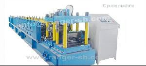 c purlin roll forming machine profile