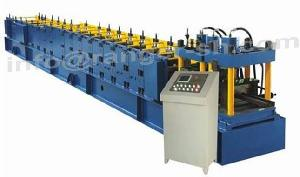c purlin roll forming machine shape