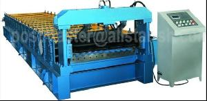 corrugated sheet roll forming machine corrugation