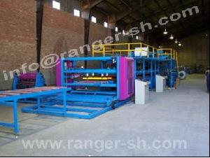 eps sandwich panel line machine