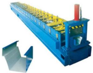 k gutter roll forming machine square round