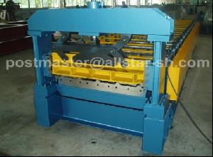 metal roofing roll forming machine sheet