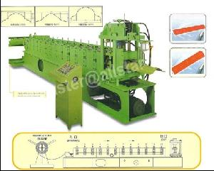 ridge cap roll forming machine roof
