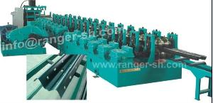 road guard roll forming machine beam