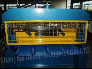 roof panel roll forming machine deck