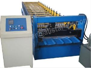 roof sheet roll forming machine deck