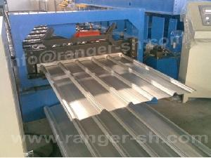 roof sheet roll forming machine panel