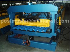 roof tile roll forming machine steel