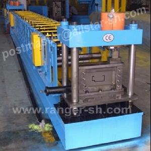 safty security door frame roll forming machine windows