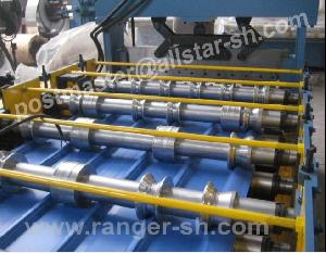 siding panel roll forming machine wall cladding sheet