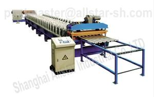 siding panel roll forming machine wall