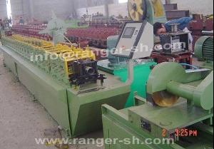 square round downpipe roll forming machine rainwater