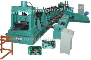 u purlin roll forming machine profile