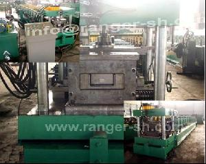u purlin roll forming machine shape