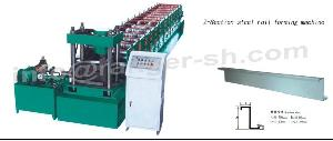 z profile roll forming machine shape