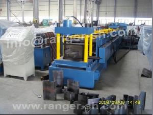 z purlin roll forming machine shape