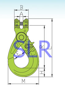 Sell G100 Rigging, G80 Rigging, Chain Sling, Safety Hook, Eye Hook, Link And Swivel