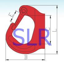 Sellforging G100 Rigging, G80 Rigging, Chain Sling, Safety Hook, Eye Hook, Link And Swivel, Bearing