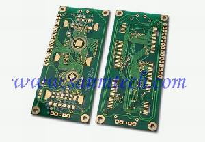 4 layers printed circuit board