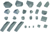 carbide inserts tips drill mining tools